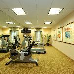 Morrow Hotel 24-hour Fitness Center