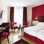 Chambre confort à deux lits - Twin Comfort room