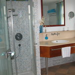 Badezimmer, Juniorsuite Venusmuschel