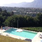 Casa del Nando pool & view!