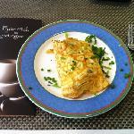 Frühstücks- Zeit - sehr zu empfehlen im Leidinger!