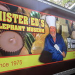 Photo de Mister Ed's Elephant Museum