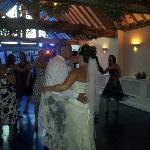 The dance area - fab