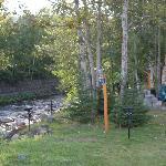 petite rivière paisible