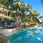 Byron Beachcomber Resort Foto