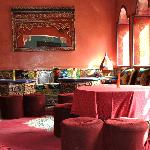 Moroccan House Hotel Lobby