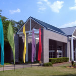 Pfac is located in beautiful Mariners' Museum Park.