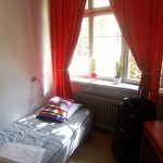 Private Single room at Castanea Old Town Hostel