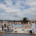 La piscine de 6x12m pour 600 personnes