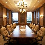 36 meeting rooms, onsite trade centre, banquet services & team building