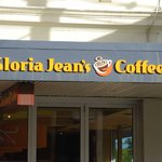 Great coffee at Gloria Jeans