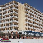 distancia hotel-playa