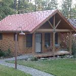Nice, nice cabin