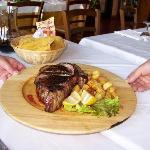 """""""The Steak"""" - Before"""