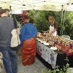 Small batch jams & preserves made from the fruits of Andy's Orchard are featured