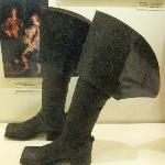 gentleman boots France 17th