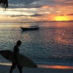 Another Mentawai day is finished.
