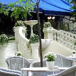 """Great ambiance at the Terrace (ALA you stay away from the grilled """"Hac"""":)"""