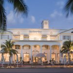 The Betsy-South Beach overlooks Ocean Drive