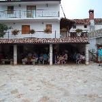 Best of Istria farmhouse lunch venue