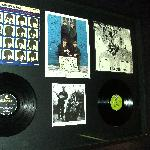 Beatles memorabilia on 2nd floor