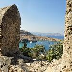 View from the Acropolis wall