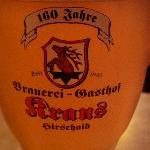 das leckere Bier