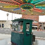 The ticket Booth at the Lido