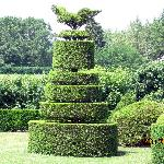 TOPIARY GARDEN AT LONGWOOD GARDENS