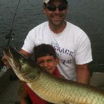 Father & Son Musky