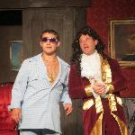 1970's and 1660's collide in Murder a la Moliere
