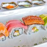 Fushion Sushi California Roll