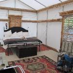 Gearhart tent cabin