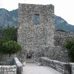 Venzone vecchia porta d'accesso alla città