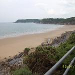 Cliff Path Caswell Bay