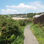 Cliff Path Langland Bay