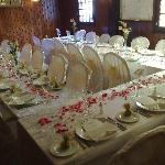 Party Dining Area
