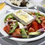 amazing proper Greek salad