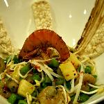 Asian Salad - WWW Shop and Bar