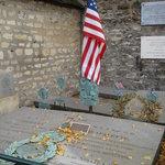 tomba di Lafayette
