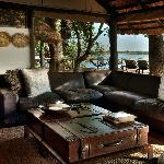 Xugana Island Lodge Lounge