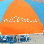 Beach Shack Umbrella