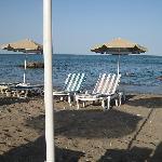 spiaggia di fronte