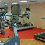 Updated Fitness Center for your Cardio Needs