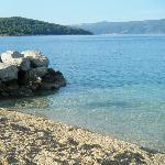 una delle spiaggette