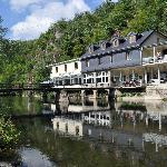 Photo de Dirbach Plage Hotel