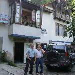 Our home in Dilijan
