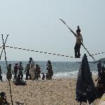 Baga Beach Entertainment