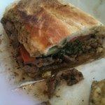 Steak Chimichurri Sandwich