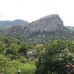 'Rupurara' ie. 'The Old Bald Man' is the name of the massive Granite rock which gives it's name